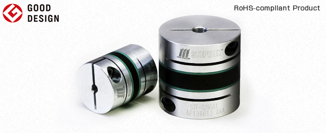 STEPFLEX (high gain rubber type coupling) | Miki Pulley