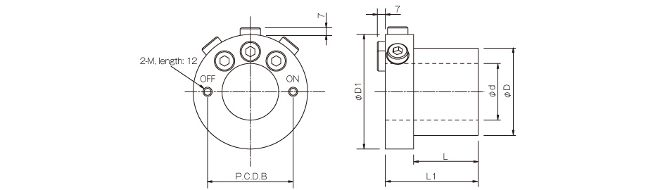Specifications | ETP-H Type | Miki Pulley