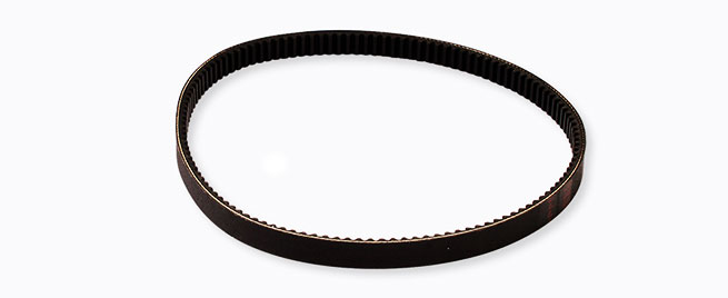 Wide speed-changer belts