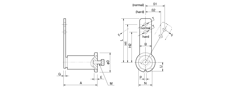 Specifications | SE Models | Miki Pulley