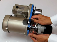 Speed changer removal/Belt-type stepless speed changer unit : AN series